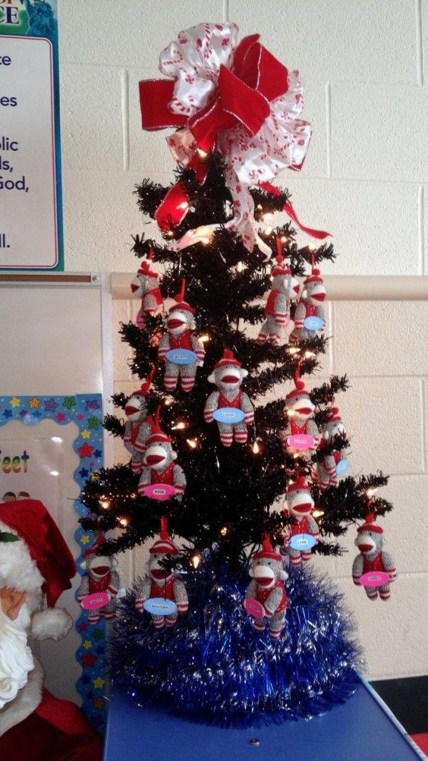 Christmas classroom decorations Classroom Christmas Door Decorating Ideas Our classroom Christmas tree & Christmas classroom decorations Classroom Christmas Door Decorating ...