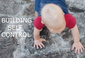 Building self-control in our children #selfcontrol #parenting #children #training