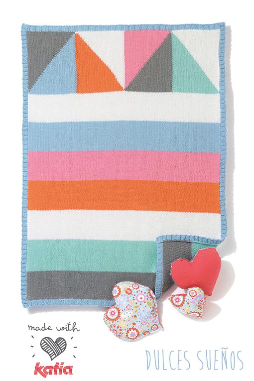 Mantitas y cojines para mimar a tu bebé | Manta, Bebé y Bebe