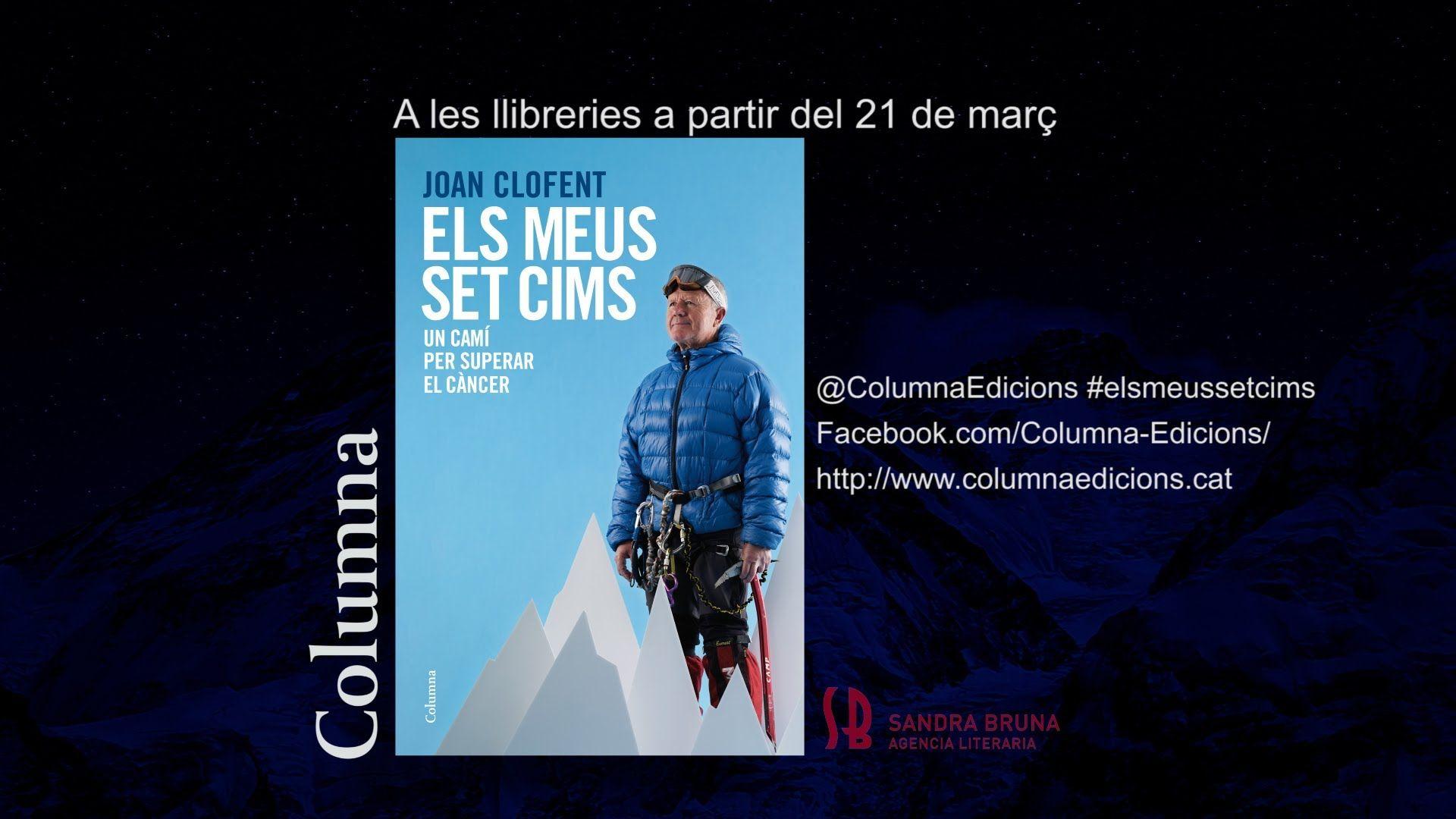"""Trailer del documental """"Els meus Set Cims, un camí per superar el càncer"""", basado en el libro con el mismo nombre."""