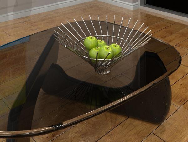 RevitCity.com | Object | Stylish Modern Fruit bowl | Kitchen Tools ...
