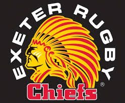 Sandy Park In Exeter Is Home To Our Premiership Rugby Team Exeter Chiefs With Images Exeter Chiefs Rugby Logo Rugby
