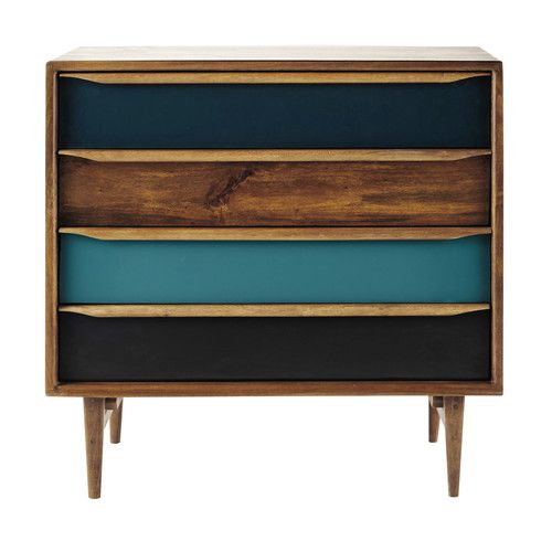 Kommode Im Vintage Stil Aus Mangoholz Things I Want In My Home
