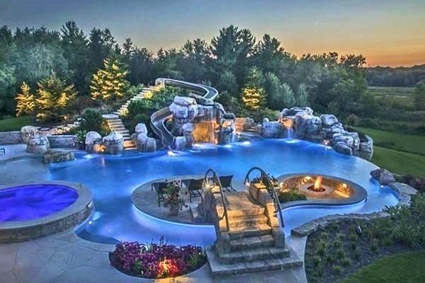 Awesome Backyard Pools awesome backyard pools awesome pools awesome backyard pools various