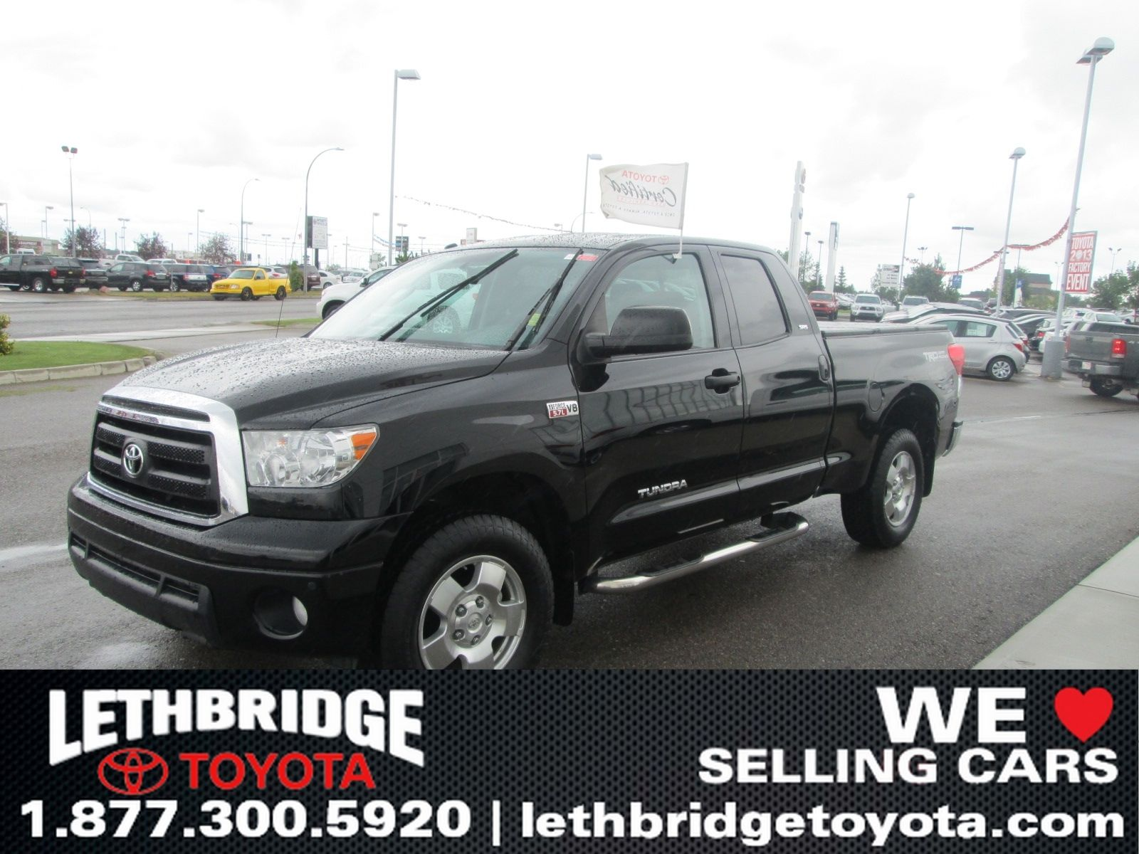 2010 Toyota Tundra Sr5 5 7l V8 For Sale Lethbridge Ab Toyota