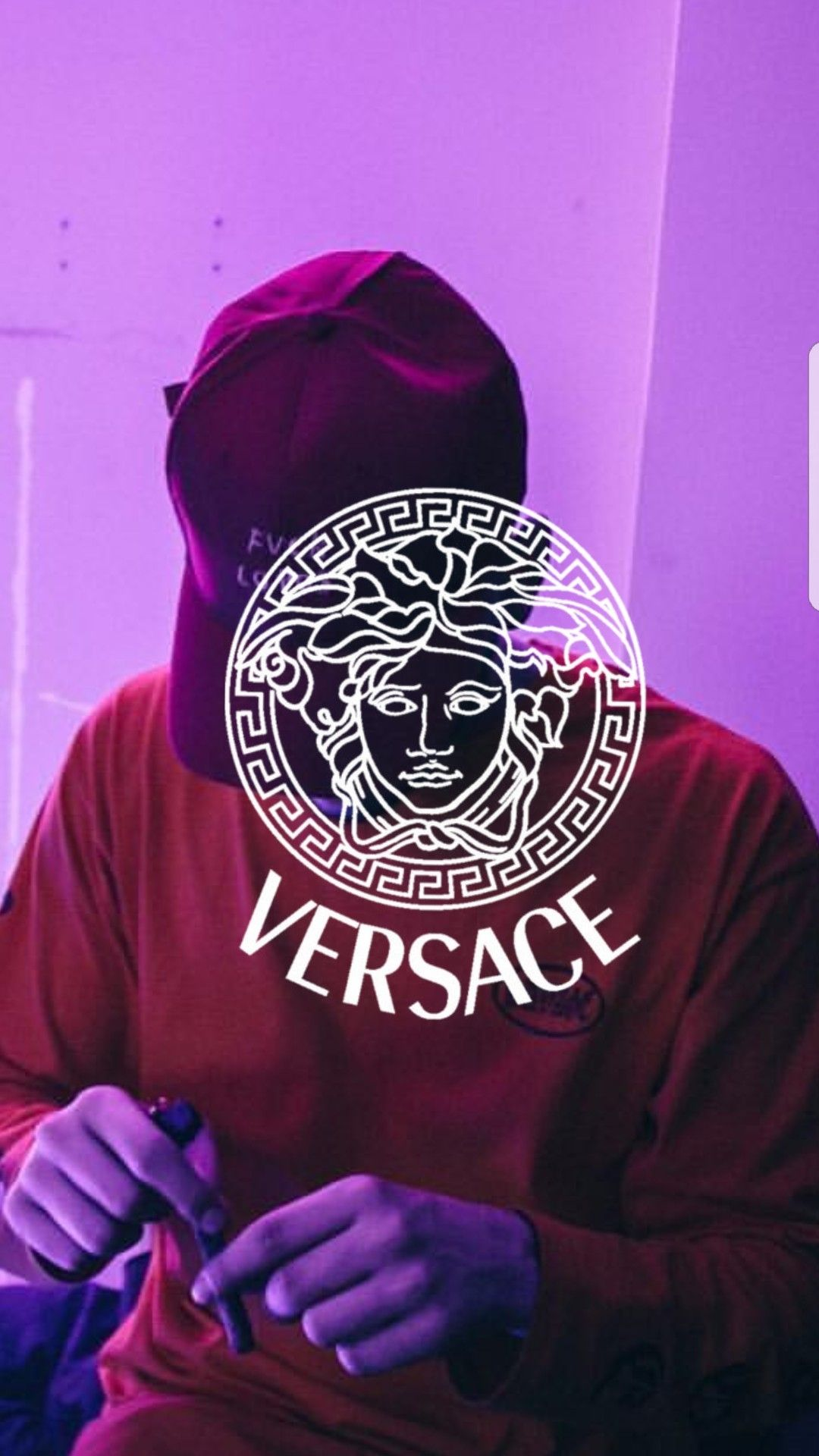 Fvck Loros Trap Versace Blunted Vato Tattoo Ideas In 2019