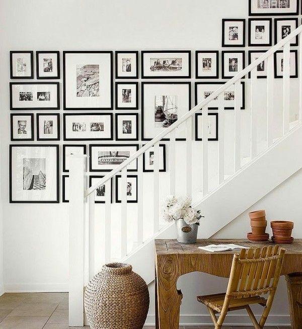 Trends Diy Decor Ideas : Décoration entrée et escaliers avec ...