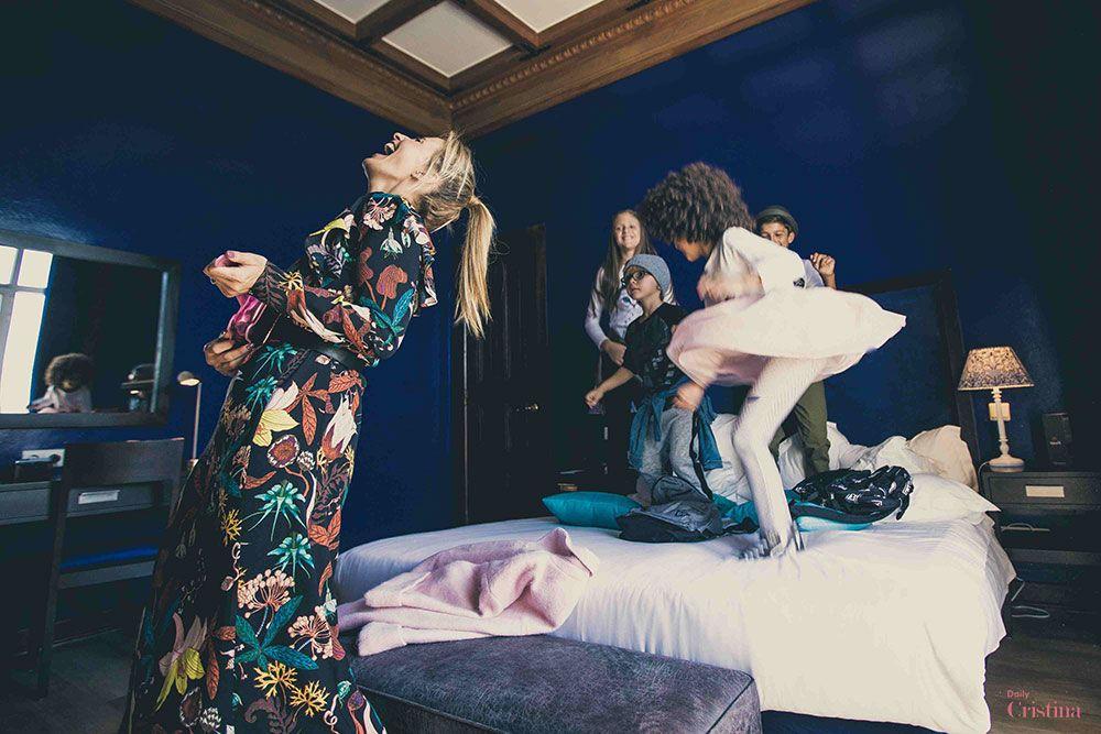 Daily Cristina | H&M | Regresso às aulas | Cristina Ferreira | Photoshoot | Hotel Inglaterra