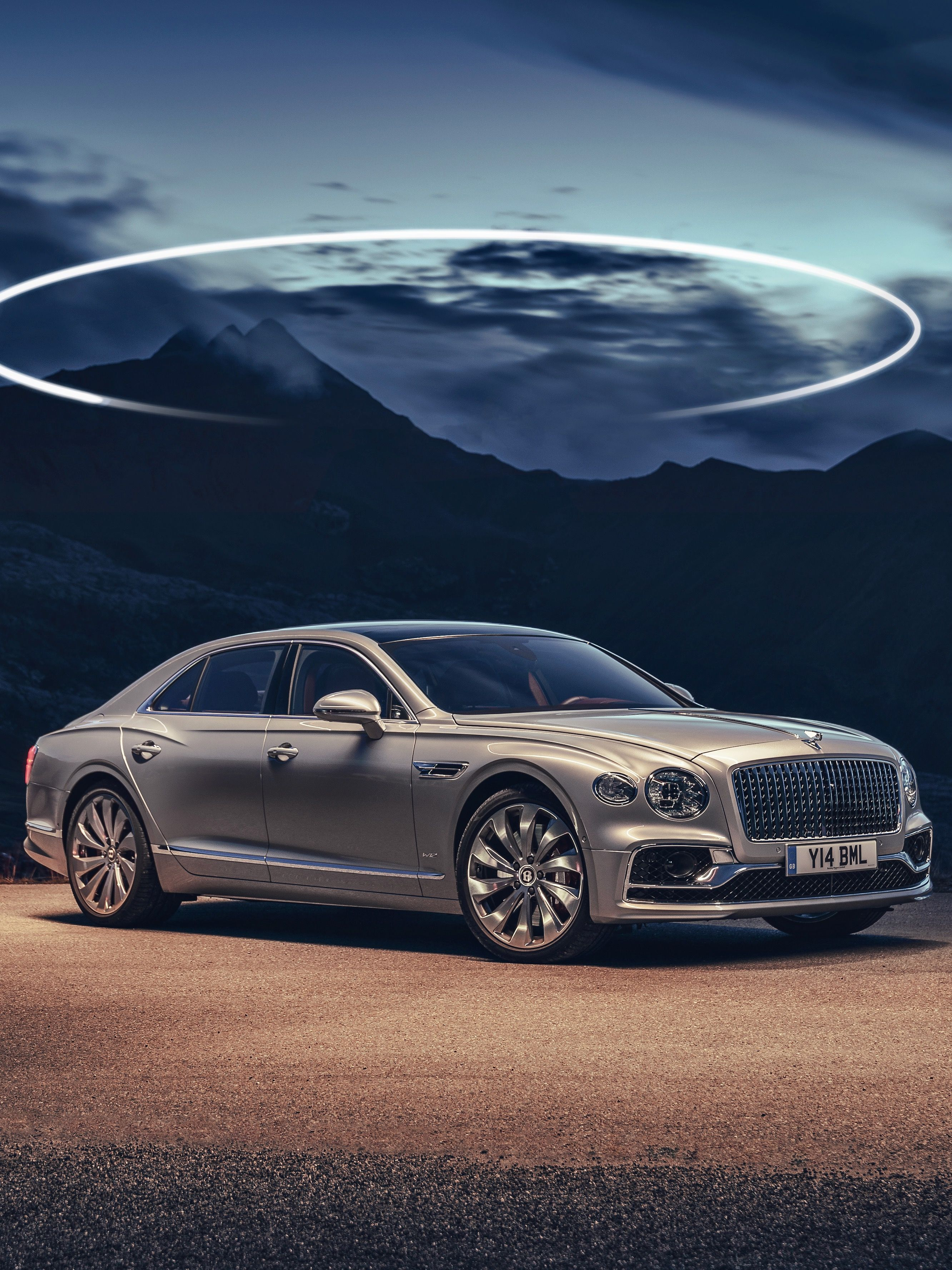 Luxurious 2020 Bentley Flying Spur Continental