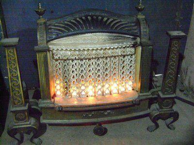 Humphrey Radiantfire gas heater (qty 3), antique gas heaters ...