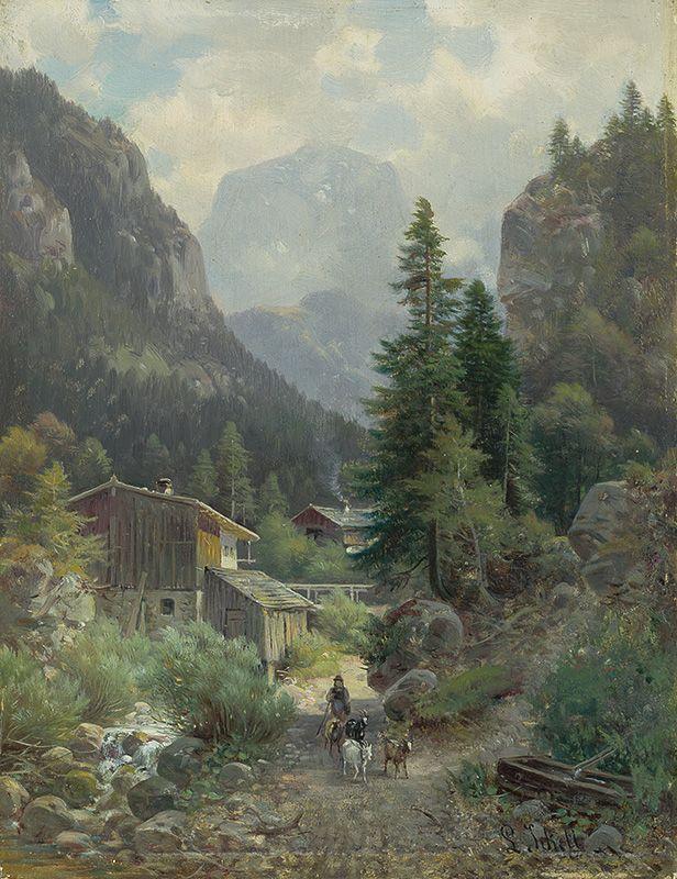 Ludwig Sckell - .