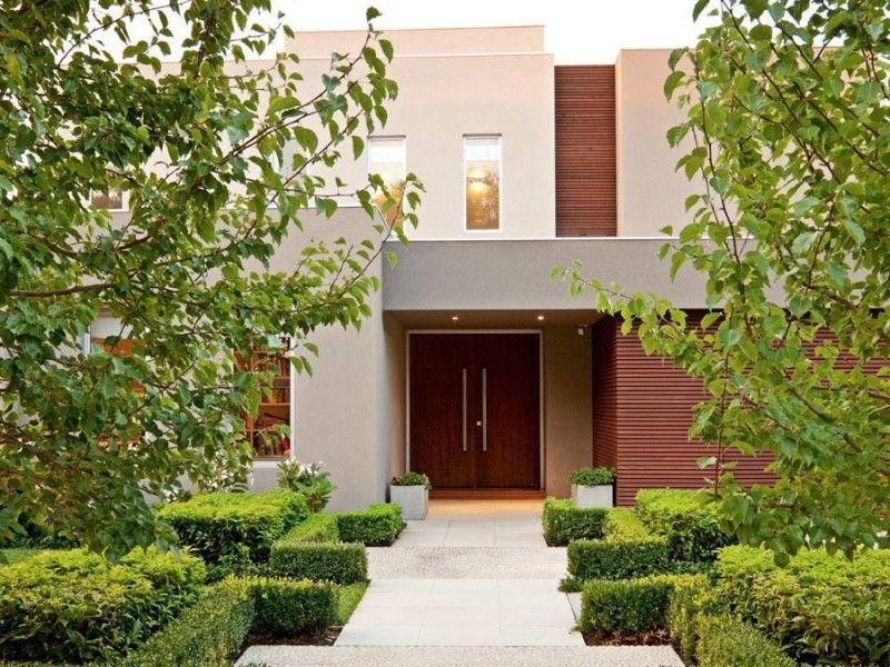Inspiraci n para renovar tu hogar casa pinterest for Casa minimalista harborview hills