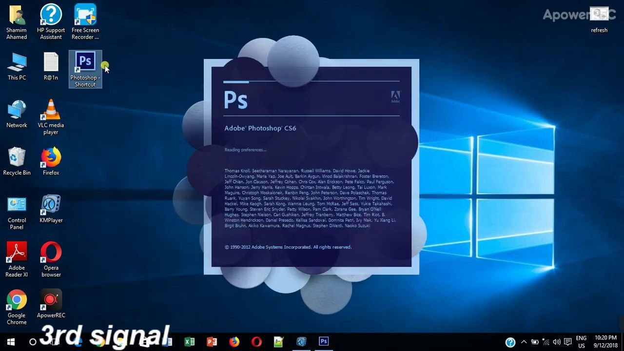 How to download and Install adobe CS6 for free