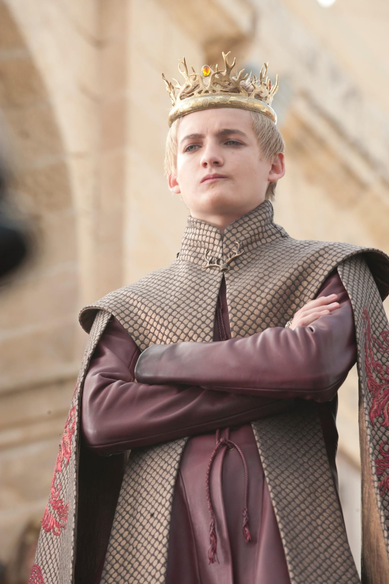 21 books your favorite tv characters would read gaming jack gleeson and king joffrey. Black Bedroom Furniture Sets. Home Design Ideas