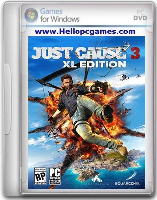 just cause 3 xxl edition pc