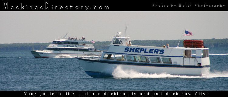 How Long Does It Take To Get To Mackinac Island By Ferry