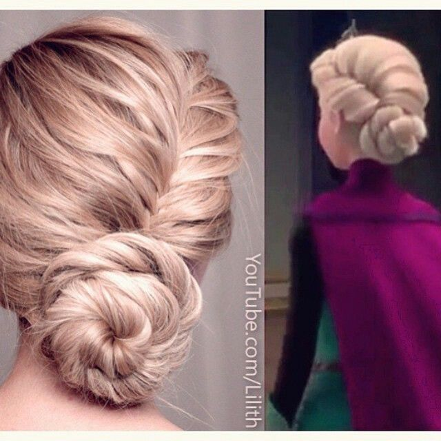A Comprehensive Guide To Every Gorgeous Braid From Pinterest Hair Styles Long Hair Styles Elsa Hair