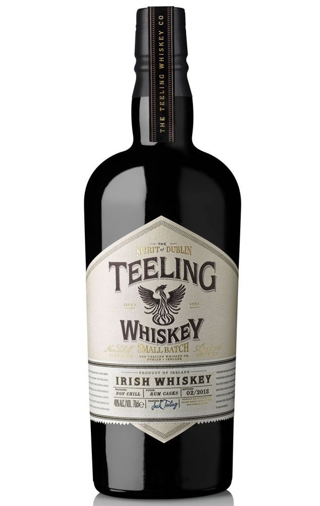 Teeling whiskey..pretty cool to have an Irish whiskey named after my family :)