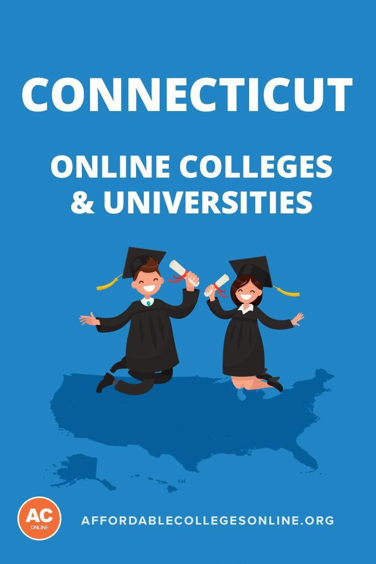 Best online colleges in connecticut finding the right
