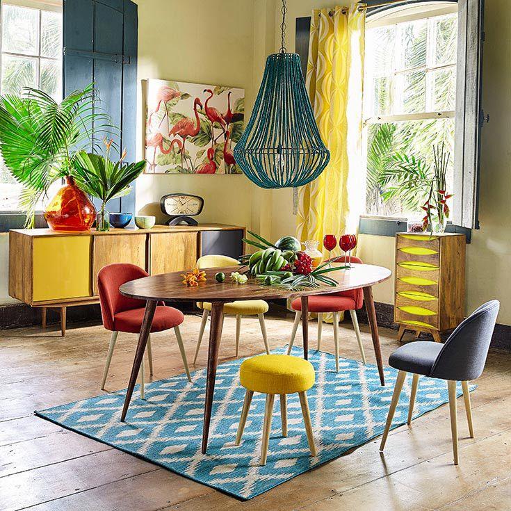 M bel innendekoration exotic maisons du monde for Innendekoration wohnzimmer