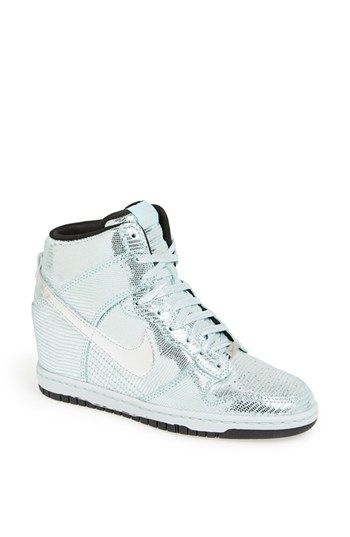 33c5134f3141 Nike  Dunk Sky Hi  Wedge Sneaker (Women) available at  Nordstrom ...