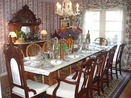 victorian dining room Bing Images – Victorian Dining Room Chairs