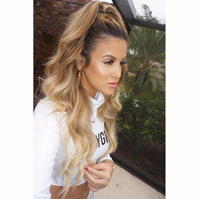 N I C O L E Nicoleguerriero Instagram Photos Websta Hair