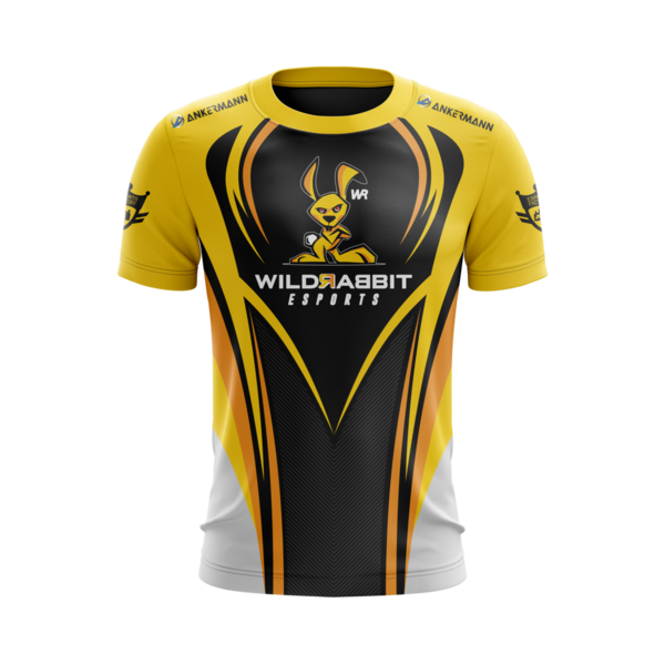 Download Wildrabbit Esports Jersey 2018 Shirt Designs Esports Jersey