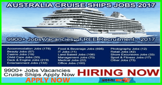 Cruise Ship Photography Jobs South Africa 1001 Types Of