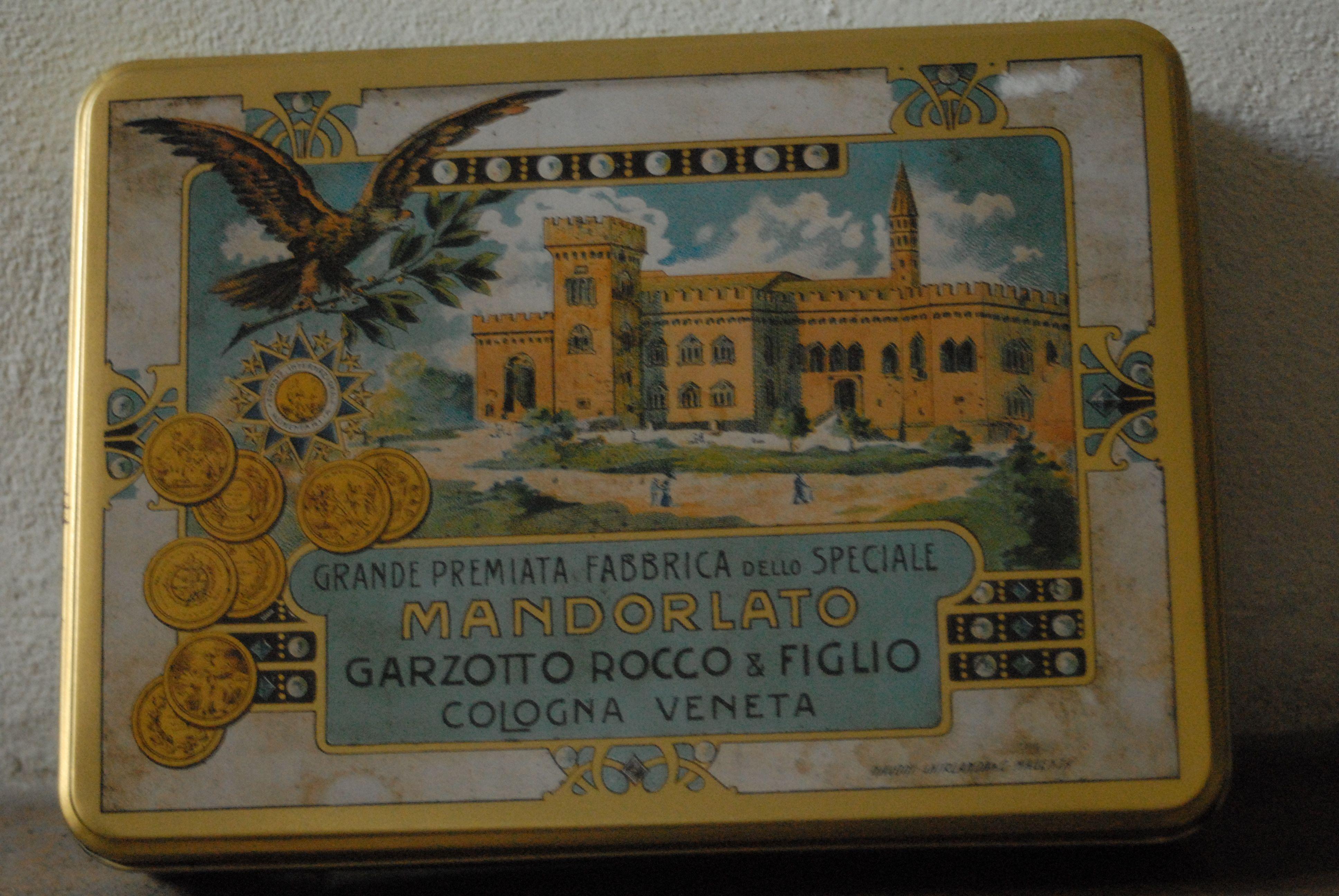 mandorlato Garzotto
