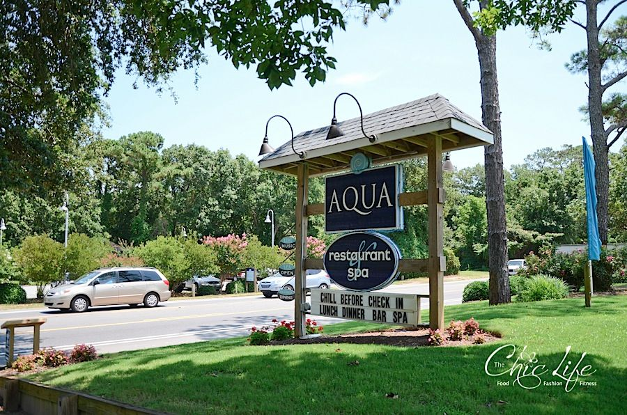 Aqua Restaurant And Duck Donuts Nc