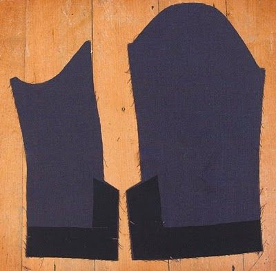 tricks of the trade: jacket sleeve vents