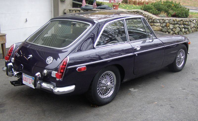 1970 mgb gt this car is a gorgeous 1970 mgb gt with 4 speed overdrive and wire mgb gt. Black Bedroom Furniture Sets. Home Design Ideas
