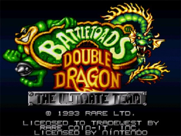 [ Best Music Game Collections ] Battletoads & Double Dragon Soundtracks