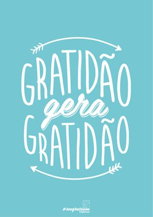Os 5 Fundamentos Da Gratidão Em Pôsteres Frases Frases