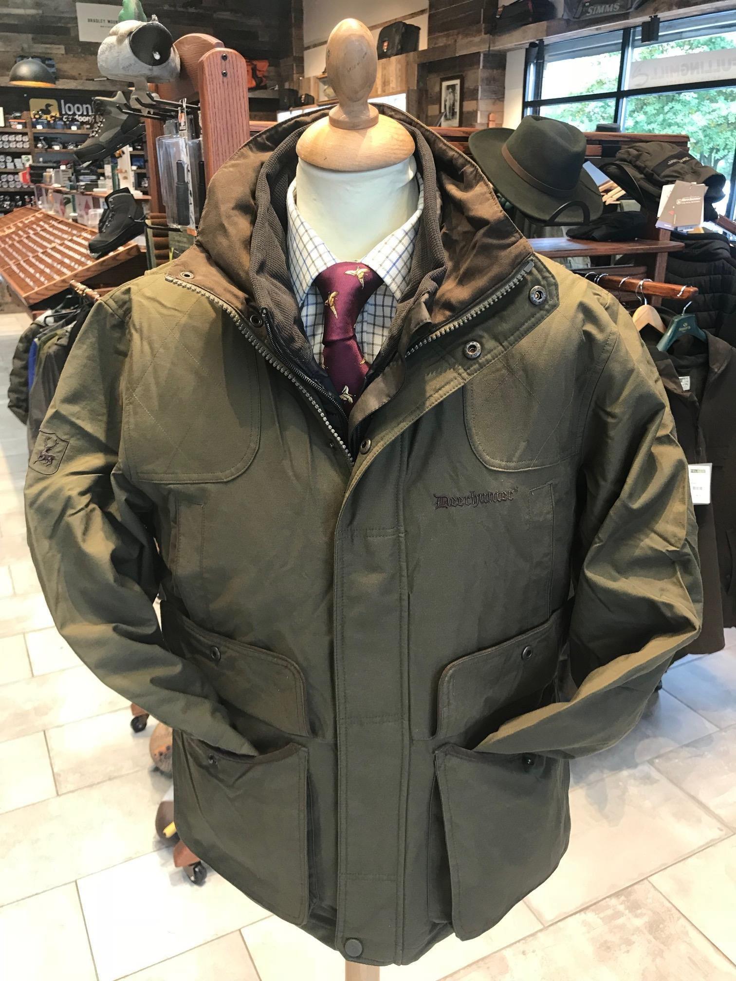 Deerhunter Highland Jacket Jackets, Traditional jacket
