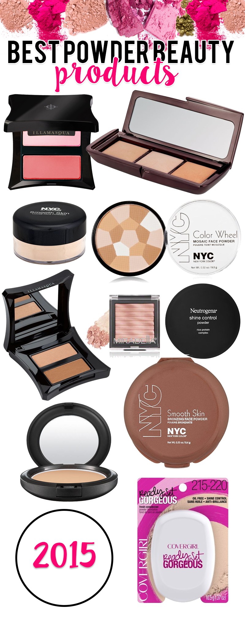The Best Powder Beauty Products