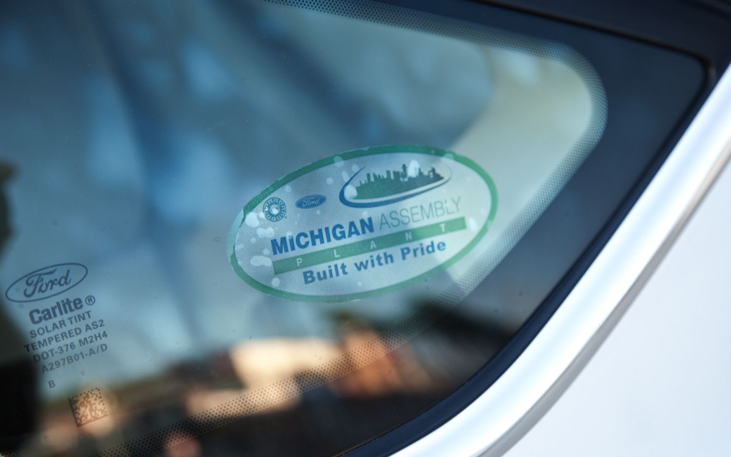 Michigan Assembly Sticker On A Focus Michigan Stickers Pill