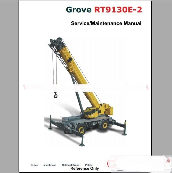 Grove Crane All Service Manual  Training Manual Affiliate