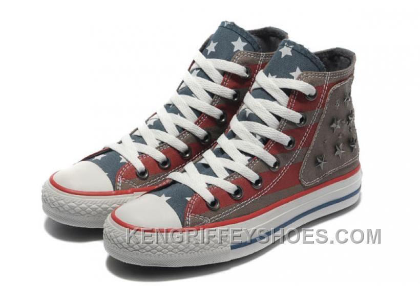 converse flag shoes
