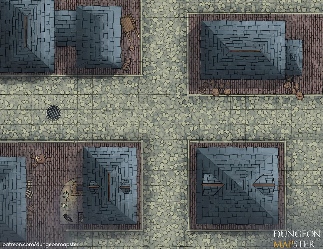 Pin by Keith Swope on Fantasy map in 2019   Dungeon maps