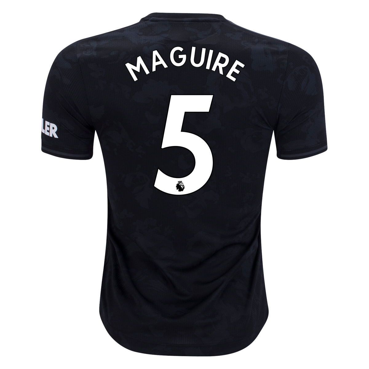 Adidas Harry Maguire Manchester United Authentic Third Jersey 19 20 2xl Jersey Manchester United The Unit