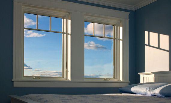 Andersen A Series Casement Windows With Short Fractional Grilles