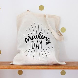 Big news! @Sendle is Australia's first door-to-door, carbon neutral delivery service and they've got something to offer Australian Etsy Sellers. Follow the link in our bio or this etsy.me/1SODmYJ to find out more. #mailingday tote bag via: @junedesignco