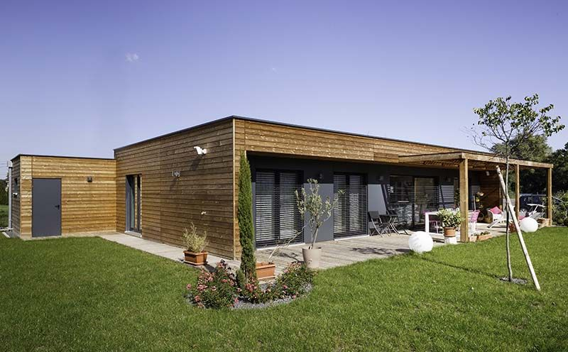 maisons de credit amazing crdit impot with maisons de credit design et by maisons aquitaine. Black Bedroom Furniture Sets. Home Design Ideas