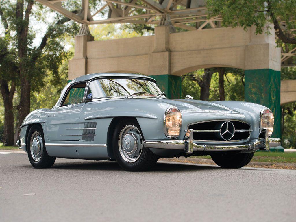 1962 Mercedes-Benz 300 SL Roadster | Arizona 2015 | RM AUCTIONS ...