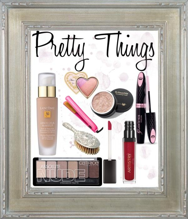 """""""Pretty Things"""" by rochellejoy on Polyvore"""
