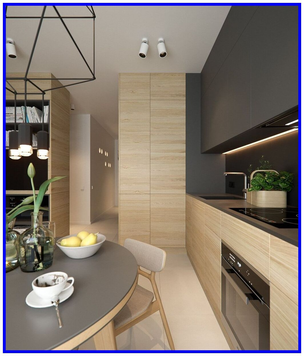 46 Reference Of Small Kitchen Interior Design Ideas In Indian Apartments In 2020 Small Apartment Kitchen Decor Kitchen Decor Apartment Interior Kitchen Small