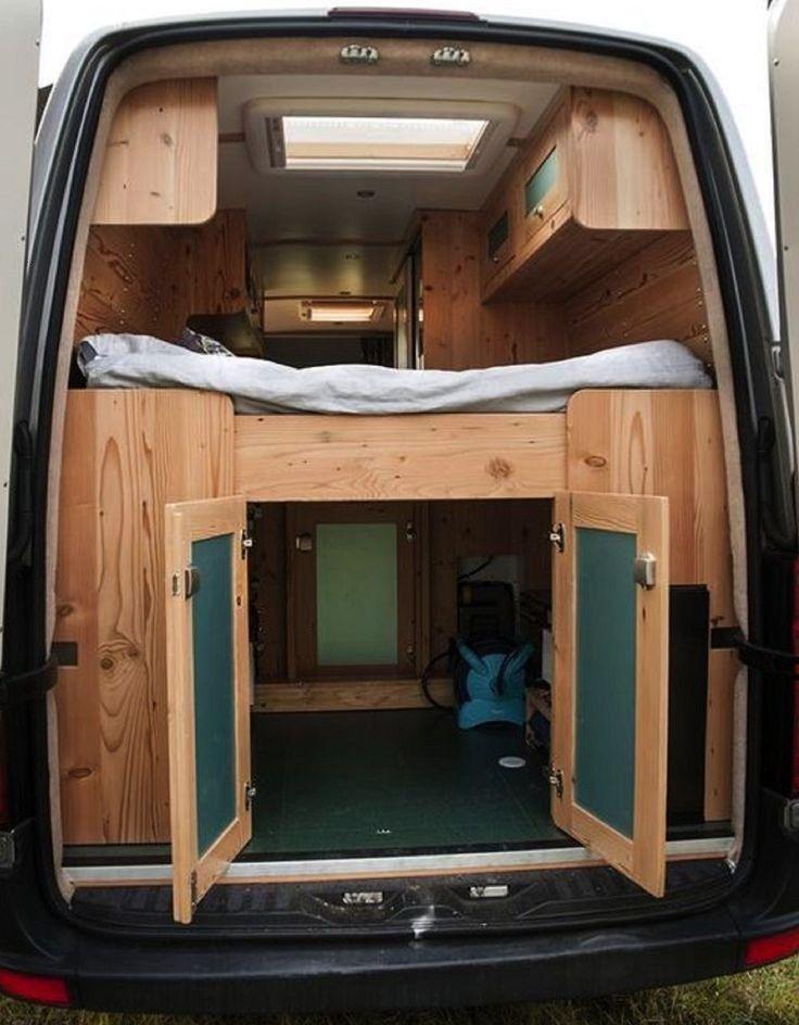 Campers Camper Vans - Angel. quirkyc...  Du möchtest deinen Camper ausbauen? Hier findest du die b