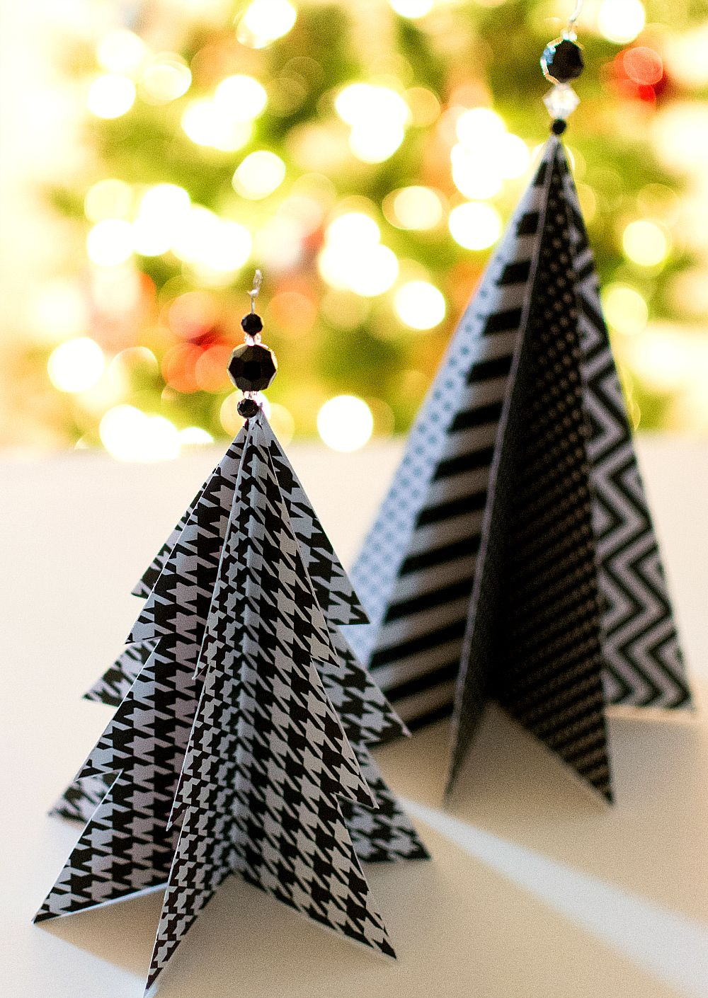 50 Easy DIY Mini Christmas Trees These